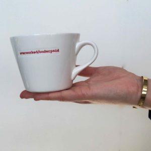 tasse ou mug en porcelaine Keith Brymer Jones
