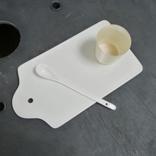 planche en porcelaine