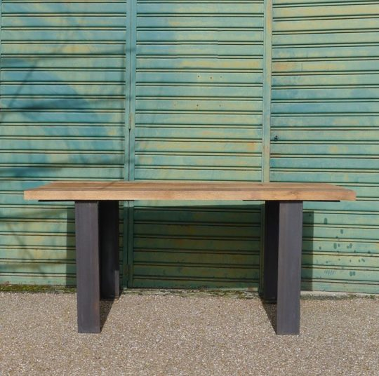 table sur-mesure