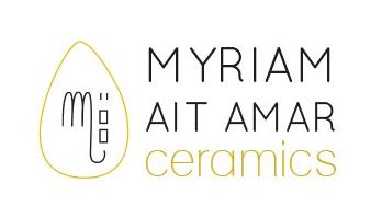 logo ceramique Myriam Ait Amar