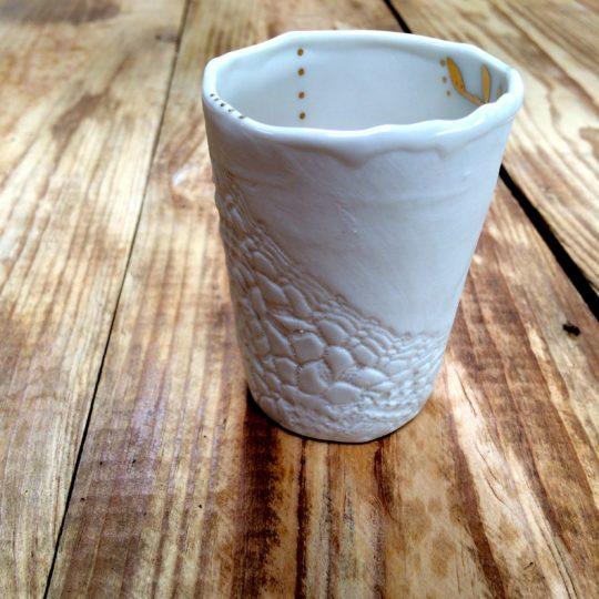 ceramique, petite tasse, myriam ait amar