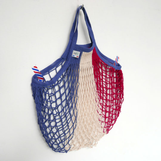 grand sac filet avec petites anses