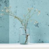 bocal en verre 20 cm ou 16,5 cm house doctor vase en verre transparent