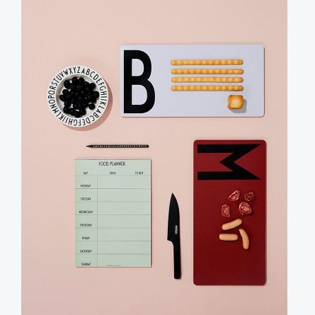 outil pour planifier ses repas, faire la liste de course et acheter