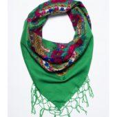grand-foulard-folk-vert-boheme-balte