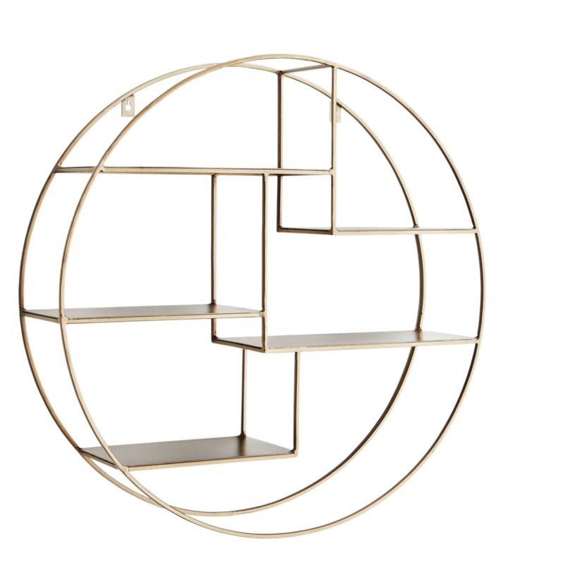 etag re ronde en laiton chez les voisins. Black Bedroom Furniture Sets. Home Design Ideas