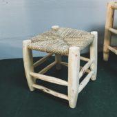tabouret-osier-bois-marocain-32cm- naturel