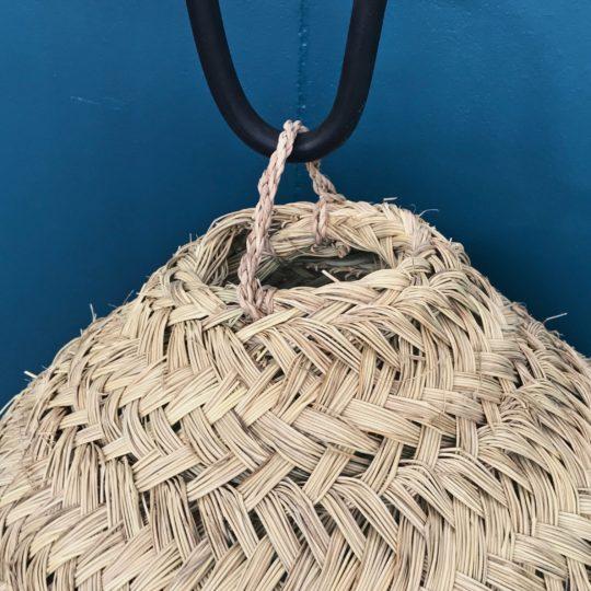 suspension en fibre naturelle smar