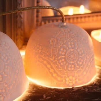 Lampe Albertine – Myriam Ait Amar