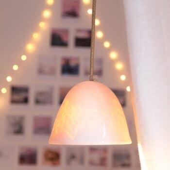 Lampe M dentelle – Myriam Ait Amar