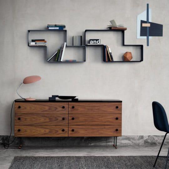 étagère murale