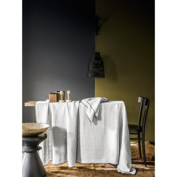 Lot de 4 Serviettes de table en lin
