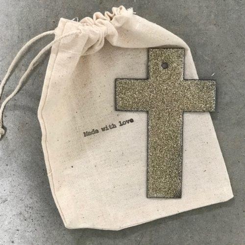 Croix émaillée – CHEZ les VOISINS