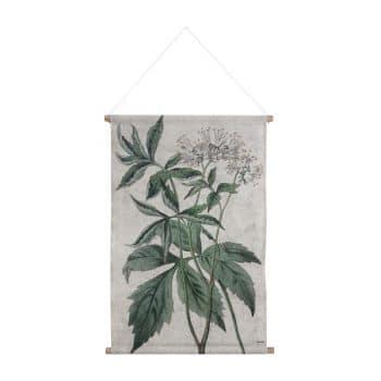 Tableau mural botanique
