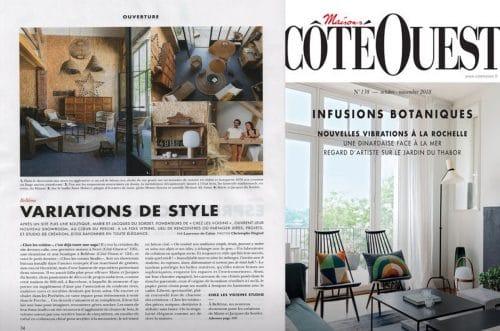 Côté Ouest – Oct/Nov 2018