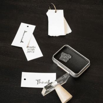Etiquettes de cadeau