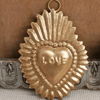 MINI COEUR LOVE GOLD – Boncœurs