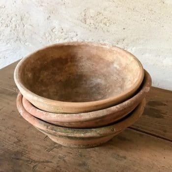 Pot en terre cuite vintage