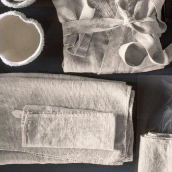 Serviette de toilette, essuie-mains