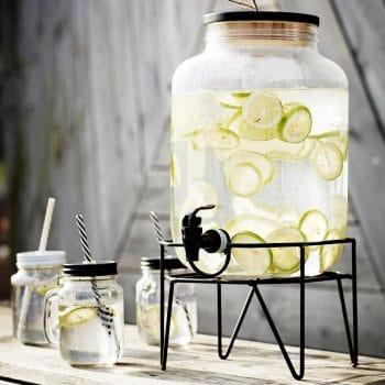 Fontaine ou distributeur à eau