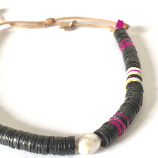bracelet de perles de Tahiti