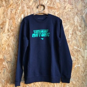 SWEAT SUPER NATURE ADULTE