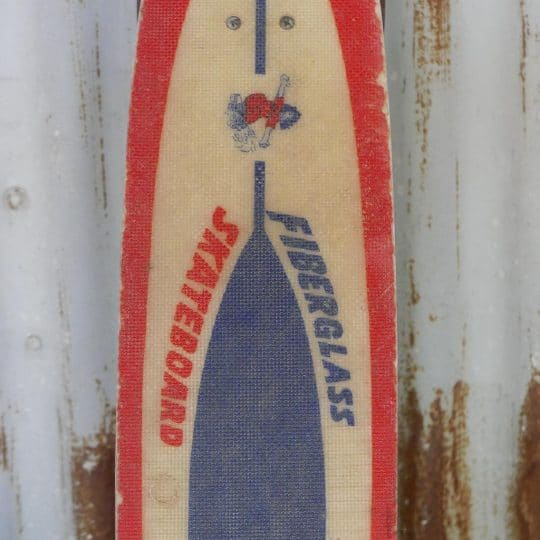 Skate vintage 70