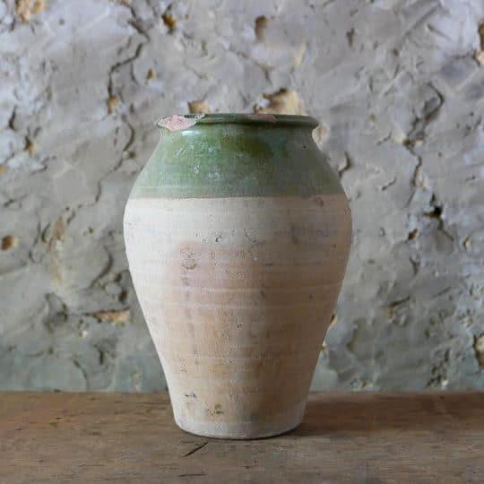 Vase en terre cuite vintage