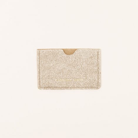 Porte carte caviar champagne