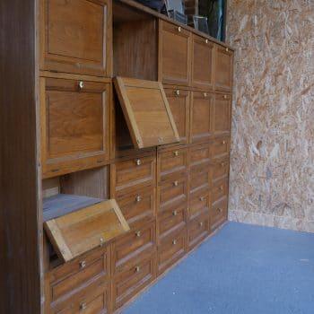 Minutier, meuble de notaire
