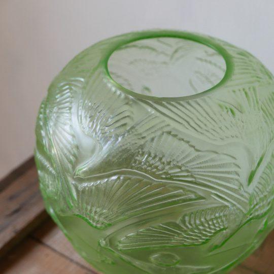 Vase lalique vintage