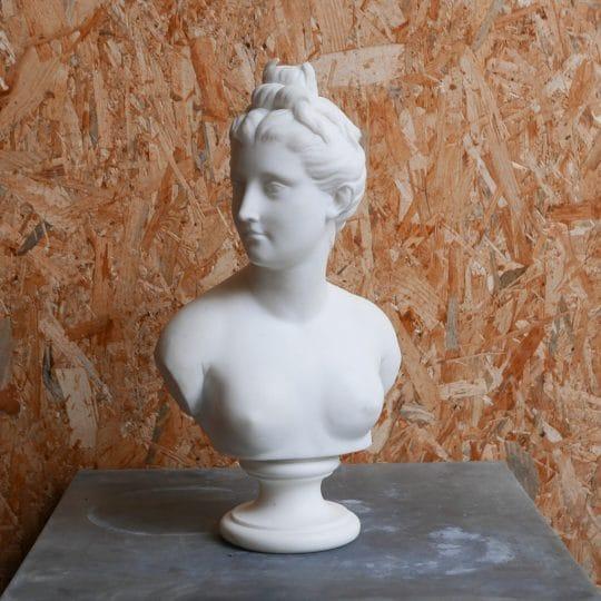 Buste de Diane Chasseresse