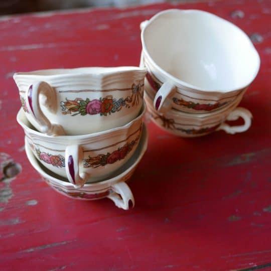 tasse à thé Sarguemines