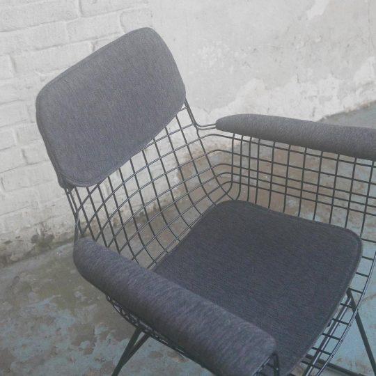 fauteuil en metal confort