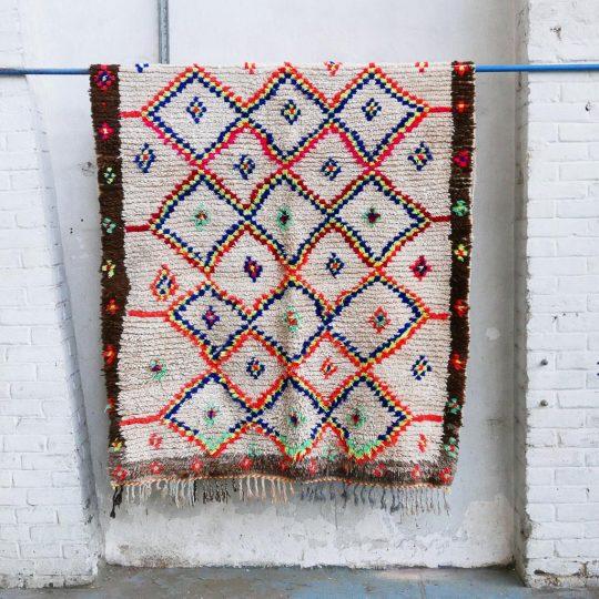 tapis berbere fait main