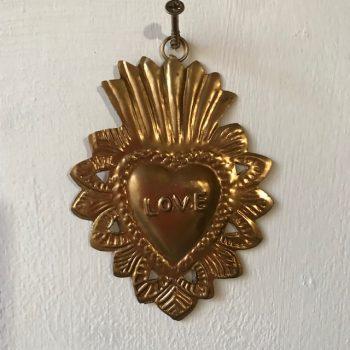 Coeur Love Big Gold – Boncœurs