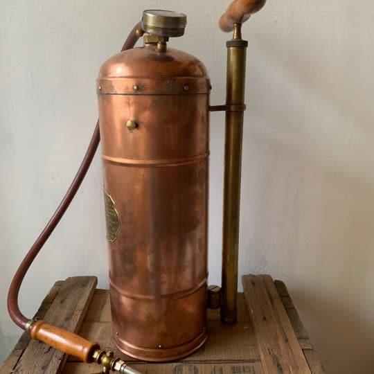 Pulvérisateur en cuivre