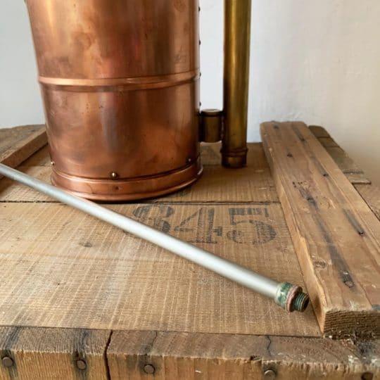 Pulvérisateur en cuivre original