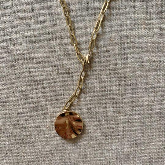 collier doll bijoux