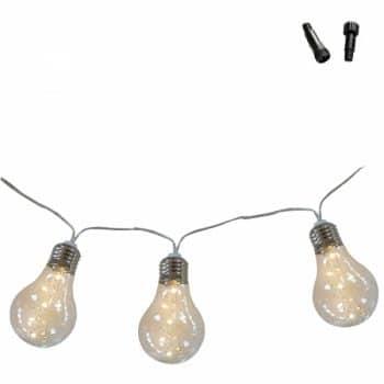 Guirlande de 10 ampoules