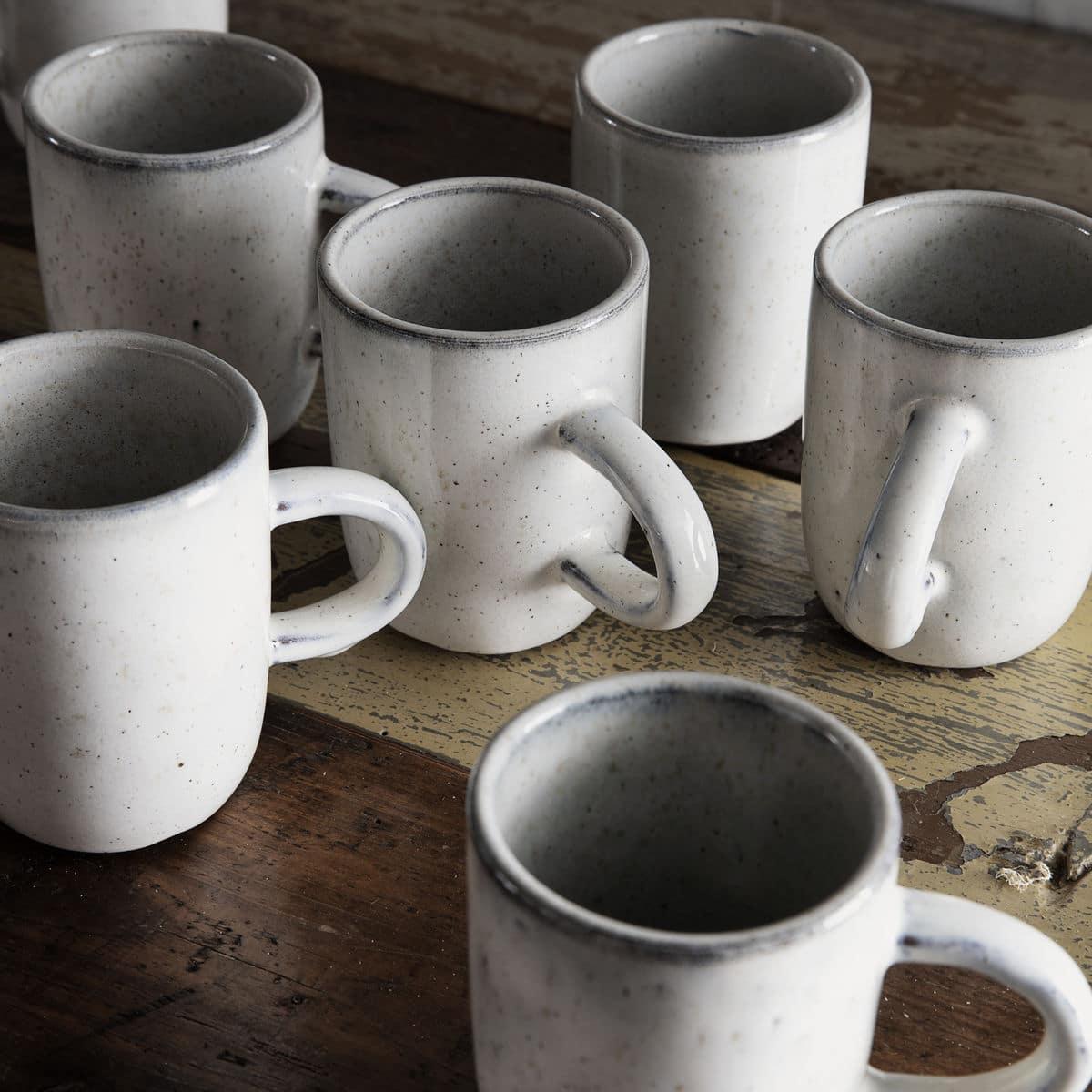 Mug en gr s gris house doctor chez les voisins - Meubles chines ...