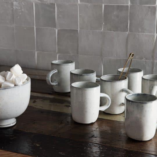 mug grès gris house doctor