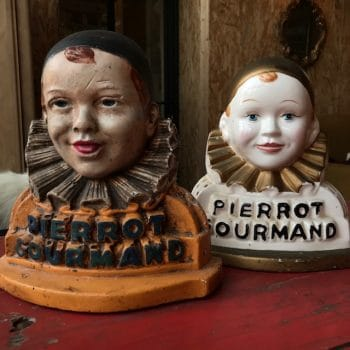 Présentoir Pierrot Gourmand