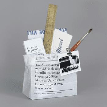 La corbeille en papier ▪️ be-poles