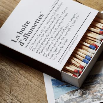 La boîte d'allumettes – be-poles