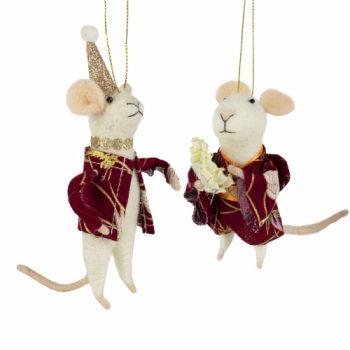 Ensemble de 2 souris japonaises