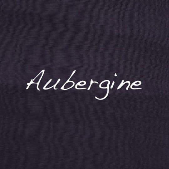 teinture aubergine