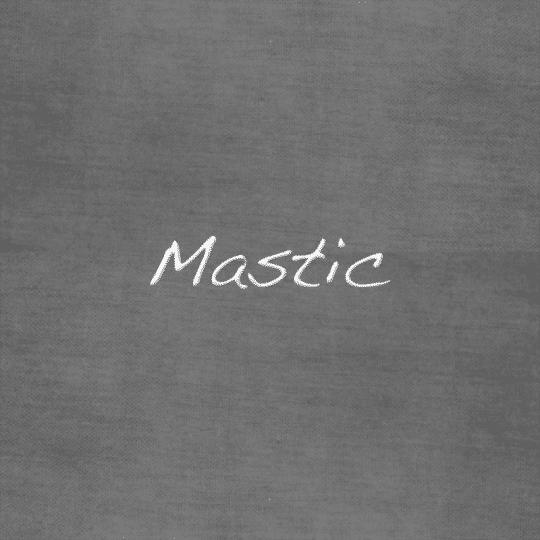 Teinture mastic