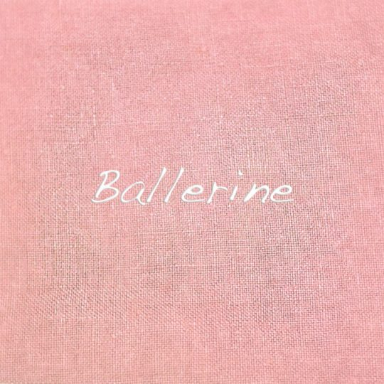 teinture ballerine