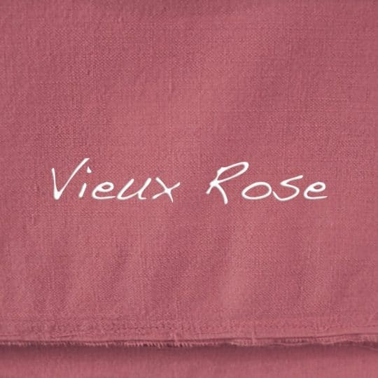 teinture vieux rose